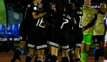 Tri Femenil defeats Aití and goes to the Under 20 World Cup