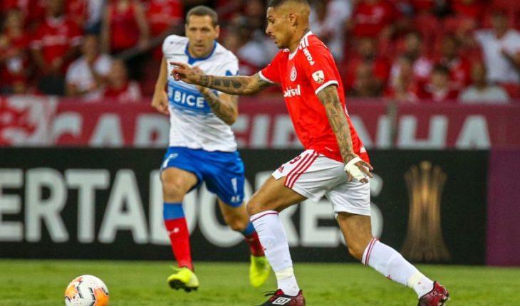 UC lost 3-0 to Inter De Porto Alegre in debut in the Liberators