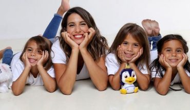 Video: Cinthia Fernandez talks to her daughters about coronavirus