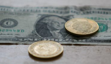Weight loses 4%; dollar is traded at 23 pesos in banks