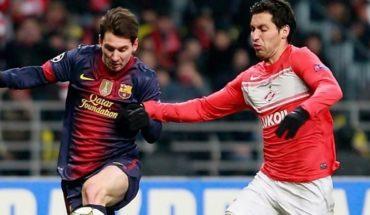 """""""¿Qué hacés, Chaco?"""": la curiosa anécdota de Insaurralde con Lionel Messi"""