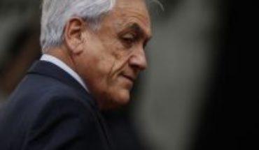 """""""No fue fácil"""": Piñera reconoce dificultades para convencer a los bancos de ofrecer condiciones preferenciales a las pymes"""