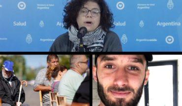 44 muertes por coronavirus; cronograma de pagos a jubilados; Germán Pezella no tiene más Covid-19; bebé de Katy Perry y Orlando Bloom y más...
