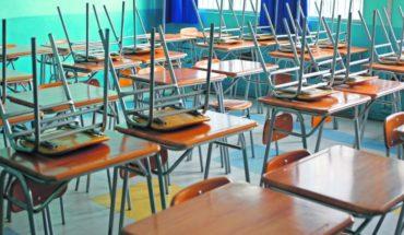 77% de las salas de clase de la RM no cumplen con recomendación del Consejo Asesor Covid-19