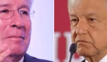 AMLO lamenta fallecimiento de Gerardo Ruiz Esparza