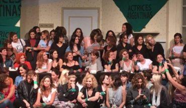 Actrices Argentinas reclama medidas contra la violencia de género en la cuarentena