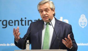 """Alberto Fernández: """"No aflojen, porque necesitamos que sigan"""""""