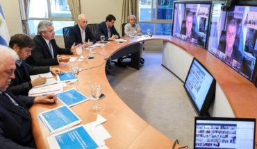 Alberto Fernández precisó con los gobernadores cómo será la extensión de la cuarentena