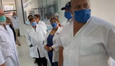 Alistan laboratorio para Covid- 19en Puerto Vallarta