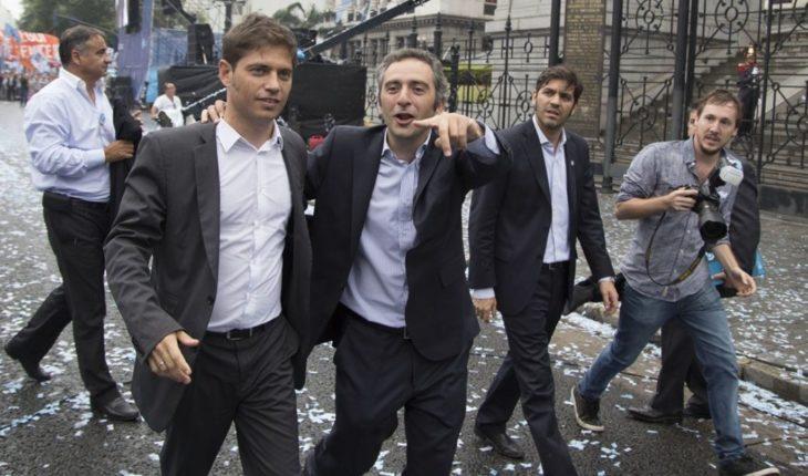 Andrés Larroque será el reemplazante de Raverta en el gabinete de Kicillof