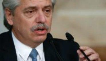 Argentina alarga la cuarentena hasta el 10 de mayo