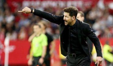 Atlético de Madrid ya inicia contactos con el remplazo de Simeone