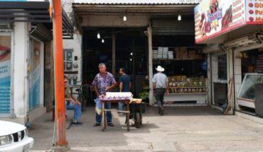 Autoridades de Angostura desinfectarán el mercado y otros establecimientos