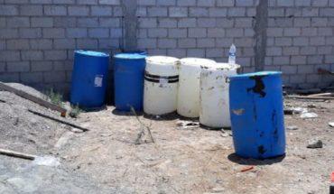 Autoridades recuperan en Edomex gel antibacterial robado
