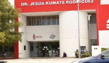 Avanza instalación de triage respiratorio en el Hospital General de Los Mochis