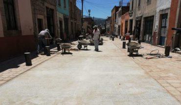 Ayuntamiento de Morelia informa que ya está en marcha la cuarta y última etapa de la obra en Calle Vasco de Quiroga