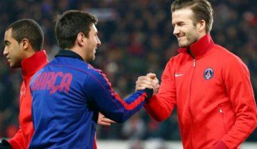 Beckham humilla a Cristiano Ronaldo tras hablar sobre Messi
