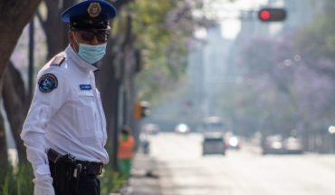 CDMX descarta que policía se contagiara de COVID-19 en el Vive Latino