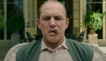 """""""Capone"""": la increíble transformación de Tom Hardy para protagonizar el film"""