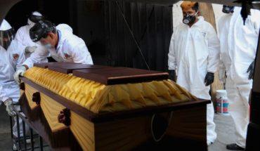 Con 152 muertes, México tiene su día más letal por COVID-19