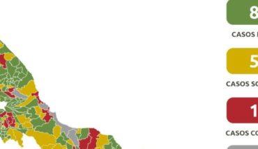 Coronavirus Veracruz: 6 muertes y 106 casos confirmados