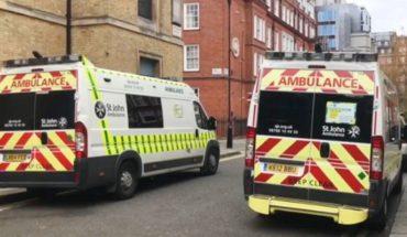 Coronavirus en Reino Unido: 813 muertes en 24 horas