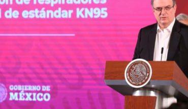 Covid-19: México compra insumos a China por 56.5 mdd