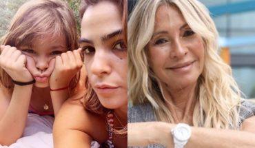 Cris Morena elogió a la hija de Agustina Cherri y la invitó a su proyecto