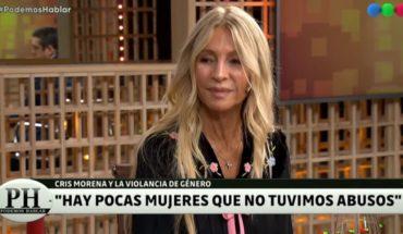 """Cris Morena reveló que fue abusada en su niñez: """"Recién ahora lo estoy sanando"""""""