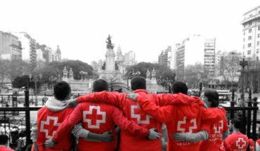 Cruz Roja: Argentina nos necesita