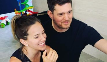 Cuarentena: Michael Bublé y Luisana Lopilato cantan un hit de Luis Miguel