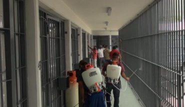 Detectan segundo caso de Covid-19 en el Penal de Aguaruto