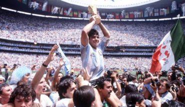 """Diego Maradona en México 1986: el video que explotó en redes con lo mejor del """"10"""""""