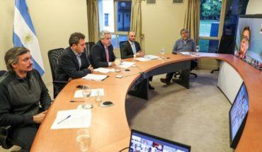 Diputados opositores pidieron a Fernández medidas para Pymes y sesiones del Congreso