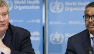 """Directivo de la OMS felicita a Chile por su """"respuesta multisectorial"""" en la lucha contra el Covid-19"""