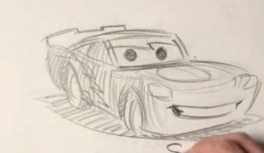 """Draw With Pixar"" artistas de Pixar te muestran como dibujar a tus personajes favoritos"
