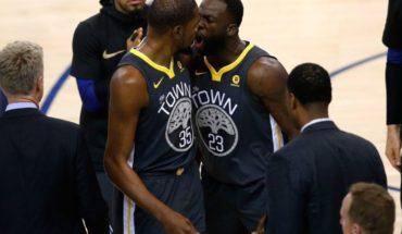 Draymond Green acusó a Kevin Durant de romper el vestuario de Golden State Warriors en 2019