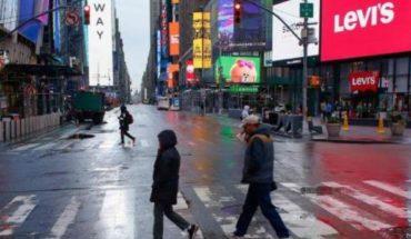 """EEUU expresa """"cauto optimismo"""" mientras Nueva York se acerca a 10.000 muertes por Covid-19"""