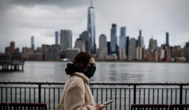 Economía de EE.UU. se contrae 4,8% por efectos del coronavirus