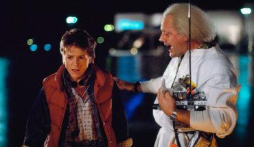 El escritor de Back To The Future se refiere a error en la trama de la cinta