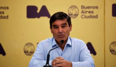 El ministro de Salud porteño sostuvo que el pico de contagios logró retrasarse