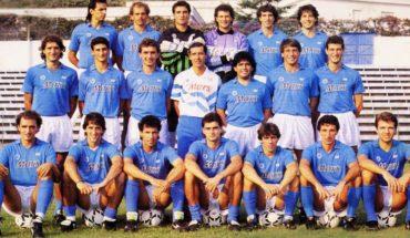 El recuerdo de Diego Maradona a 30 años del segundo Scudetto de Nápoli
