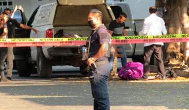 Encuentran dos cuerpos encobijados en la vía pública de Zamora, Michoacán