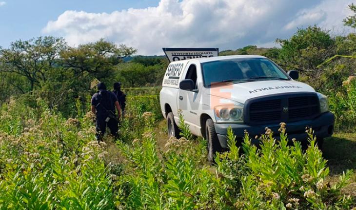 Encuentran dos cuerpos semi-enterrados en narcocampamento de Zamora, Michoacán