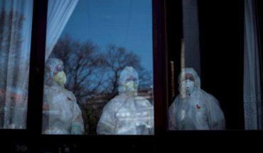España registra nuevo récord de muertos por coronavirus: 950 en un día