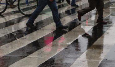 Fuertes lluvias y granizadas se esperan esta noche en México