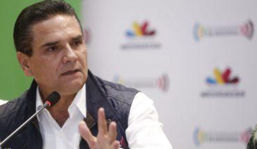Gobernador de Michoacán exige a funcionarios federales de salud no mentir
