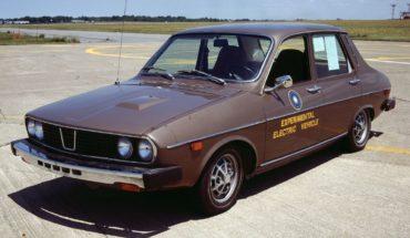 Hallan un Renault 12 eléctrico que había sido probado por la NASA