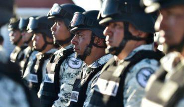 Hay fotos de reunión entre Guardia Nacional y delincuentes: Barbosa