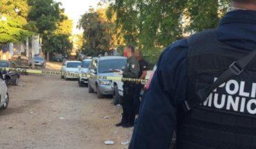 Hombre muere de un balazo de su propia arma en la Nakayama, Culiacán